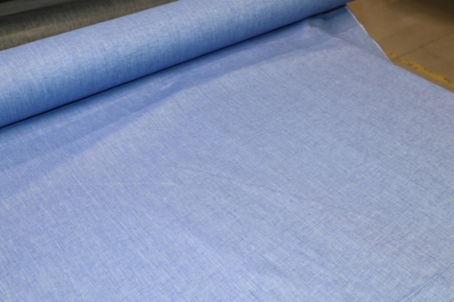 00C92 / OBR888 MXY color 1/378; Width: 150 cm; Weight: 190 gr/m²; Material: 100% linen; Treated clothing fabric;