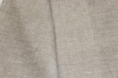 00C92 / OBR888 MXY color 1/133; Width: 150 cm; Weight: 190 gr/m²; Material: 100% linen; Treated clothing fabric;