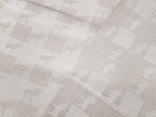 18C14 680/330; Width: 211 cm; Weight: 215 gr/m²; Material: 54% linen, 46% cotton;
