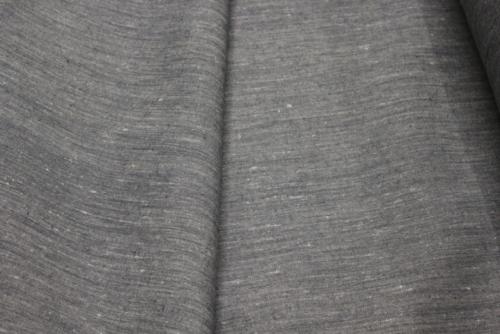 Полульняная ткань 13C412 Цвет 1/1 KY; Ширина: 145 см; Вес: 195 г/м²; Состав: 72% лен, 28% хлопок; Умягченные;