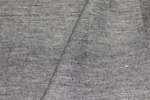 Полульняная ткань 13C472 Цвет 1/1 KY; Ширина: 145 см; Вес: 200 г/м²; Состав: 72% лен, 28% хлопок; Умягченные;