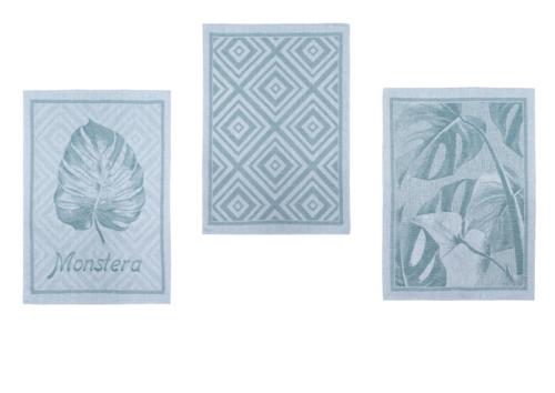 Poollinane käterätik 17C122 Monstera – 49x70 – värv 0, pilt 210 – 45% lina, 55% puuvill   10,00 €