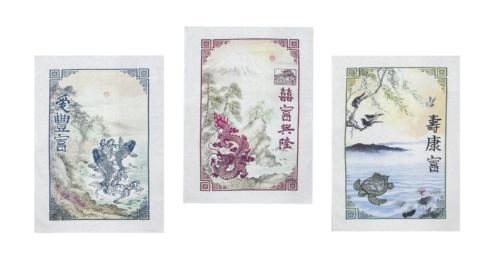 Poollinane käterätik 17C337 Feng shui – 50x70 – värv 1, pilt 233 – 40% lina, 60% puuvill   10,00 €