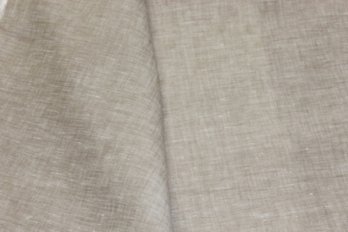Linen fabric 00C92 / OBR888 MXY color 1/133; Width: 150 cm; Weight: 190 gr/m²; Material: 100% linen; Softened linen fabric.