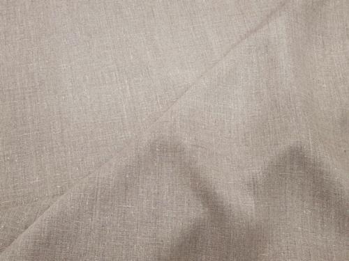 Linane kangas 05C304 / OBR1237 MXY; Laius: 150 cm; Kaal: 280 gr/m²; Koostis: 100% linane; Värv: naturaalne