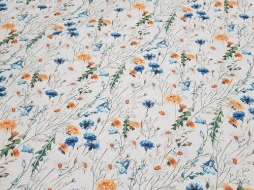 Linen fabric 4C33 / OBR491 4C33 321-1 MXY; Width: 150 cm; Weight: 185 gr/m²; Material: 100% linen; Softened linen fabric;