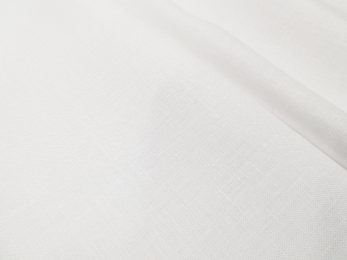 Linen fabric 4C33 / OBR491 MXY (OW); Width: 150 cm; Weight: 185 gr/m²; Material: 100% linen; Softened linen fabric.  | 4,99 €/m