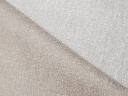 Linane kangas 10C532 207/133; Laius: 160 cm; Kaal: 230 gr/m²; Koostis: 100% linane; Värv: naturaalne;