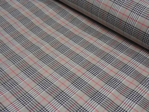 Linen fabric 15C132 XY 1-1; Width: 140 cm; Weight: 260 gr/m²; Material: 100% linen;