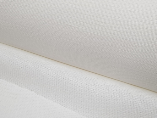 Poollinane kangas 09C320 / OBR1530; Laius: 150 cm; Kaal: 210 gr/m²; Koostis: 58% linane, 42% puuvillane;