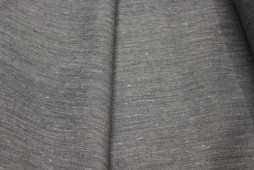 Semi-linen fabric 13C412 KY color 1/1; Width: 145 cm; Weight: 195 gr/m²; Material: 72% linen, 28% cotton; Treated clothing fabric;